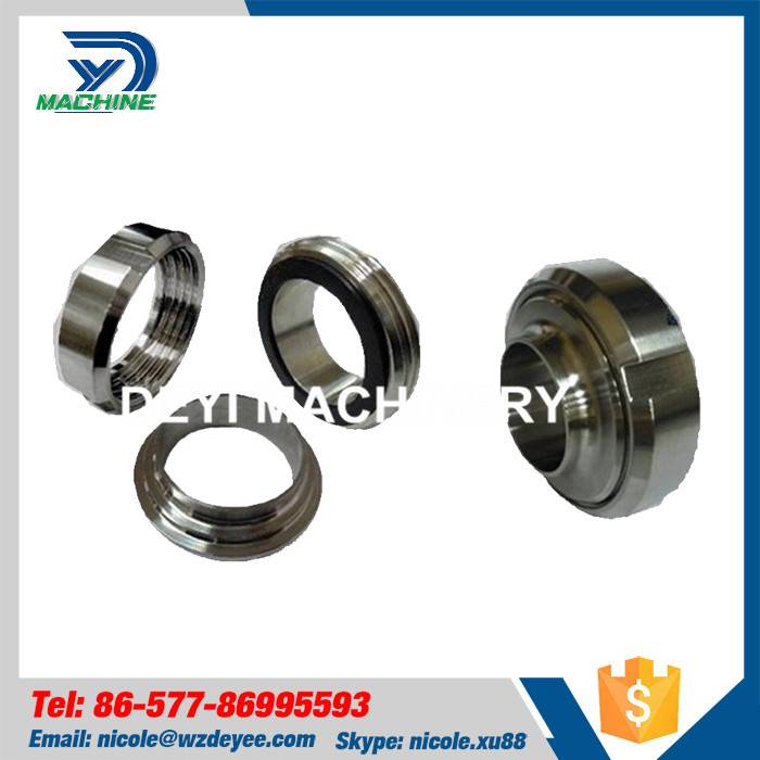 6 slots Stainless Steel DN40 Union