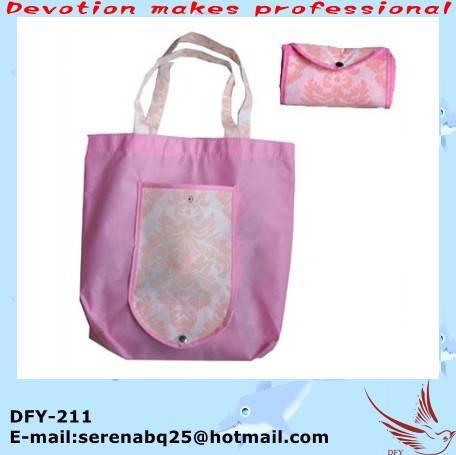 2011 Foldable Non-woven Shopping Bag(DFY-211)