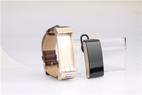 F12 bluetooth headset smart bracelet
