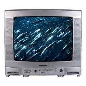 """Sylvania CR130SL8 13"""" CRT SDTV with Built In Tuner"""