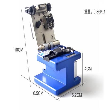 High Precision FC-6S fiber Cutter Sumitomo Optical Fiber Cleaver + Storage box fiber optic FC-6S cle
