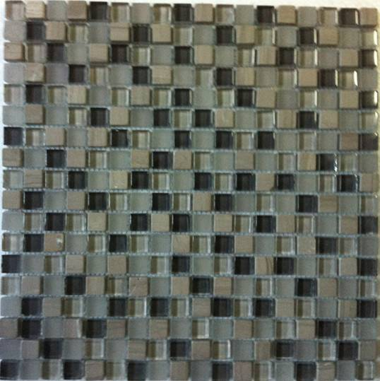 Stone & Glass mosaic