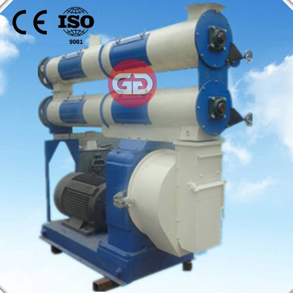 High Output Biomass Briquette Pellet Machine