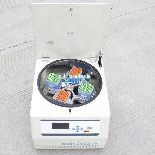 KH80-Automatic De-Capping Centrifuge