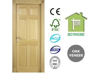 Interior Wooden Door/MDF PVC Door/Solid Wood door