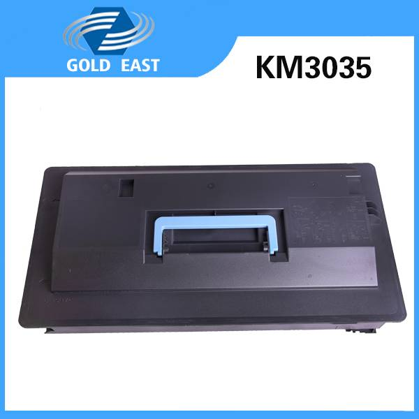 Black toner cartridge compatible with the Kyocera Mita KM-3035