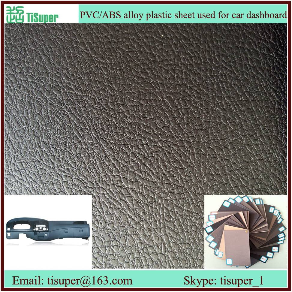 Iran ABS/PVC alloy sheets for auto dashboard