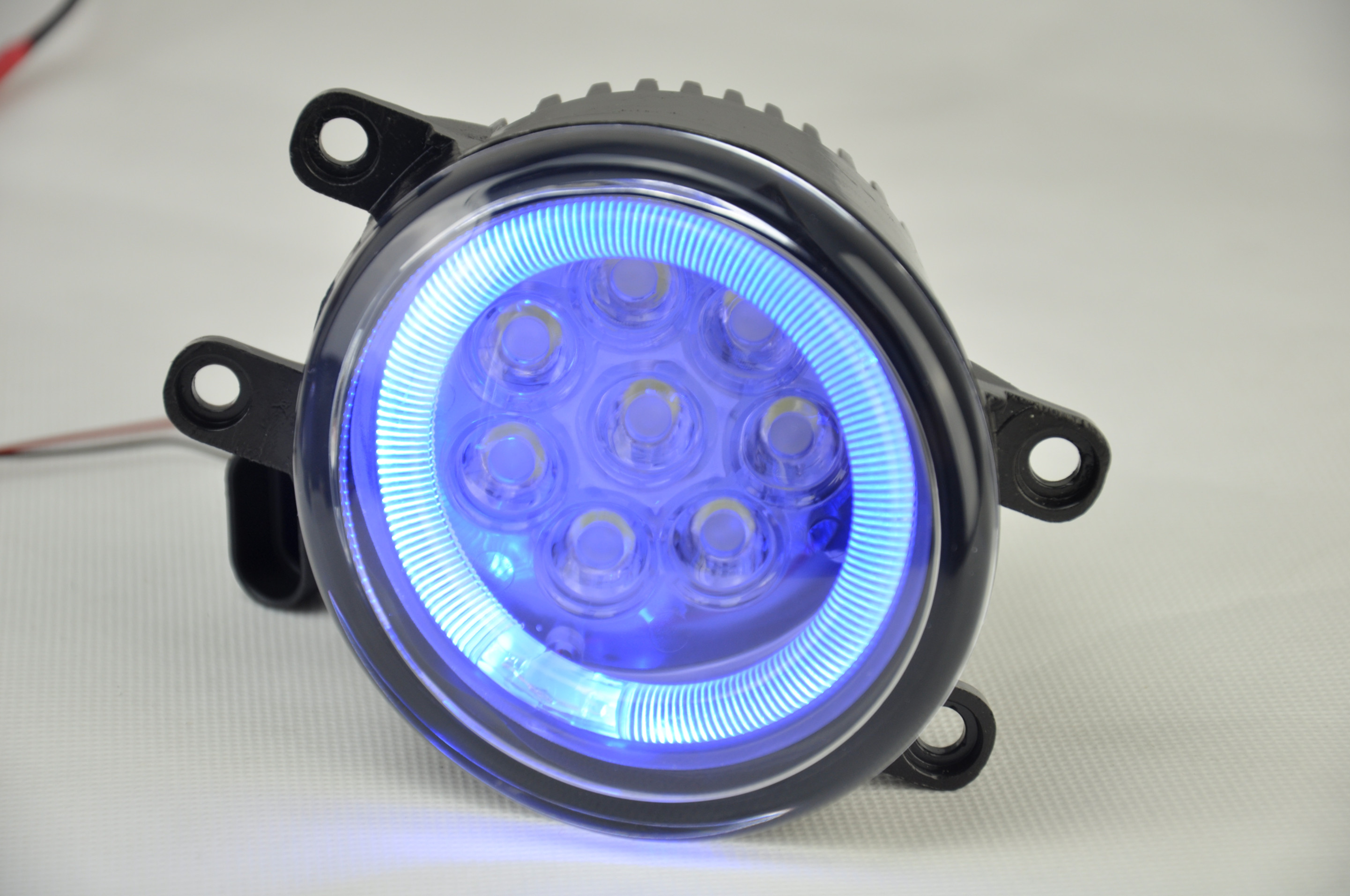 LED angel eye lens fog lamp for Camry/Corolla/Yaris/Avalon
