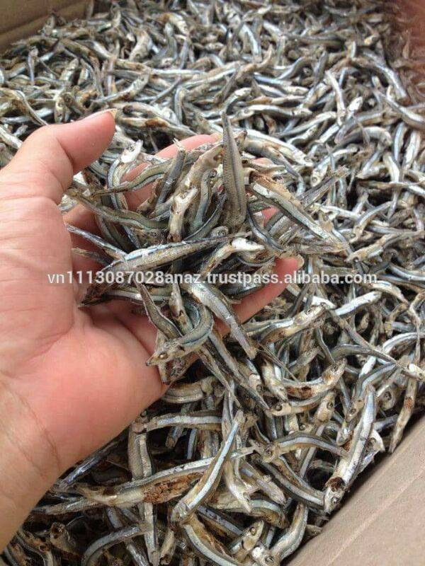SUN DRIED, UNBOILED ANCHOVY/ SPRAT