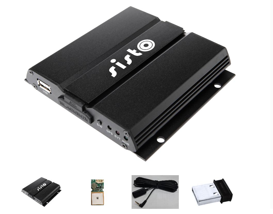 2CH DIGI TACHO Linked Drive Recorder ST-E23H