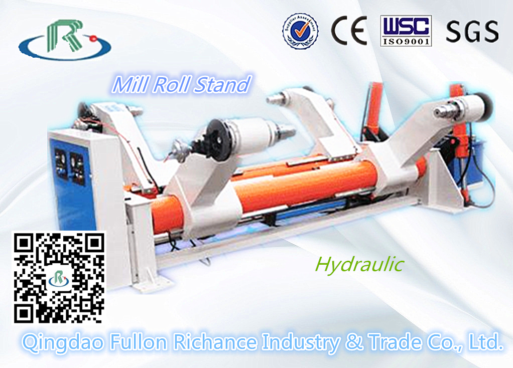 M3 Series Hydraulic Shaftless Mill Roll Stand (Machine Series)