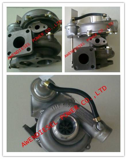 Turbocharger RHB51 135756151 AS90512