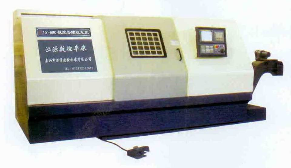 cnc pip threading lathe