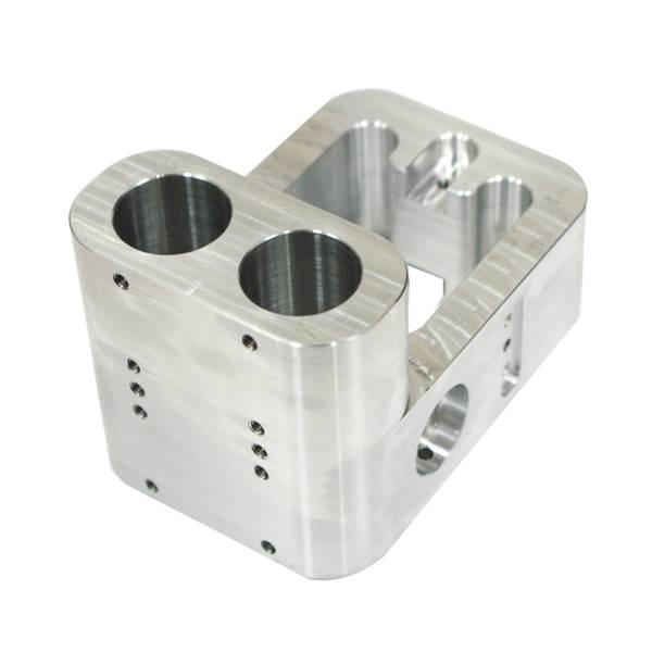 cnc machining alluminum parts for medical instrutment parts