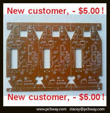 quick pcb prototype   custom printed circuit boards