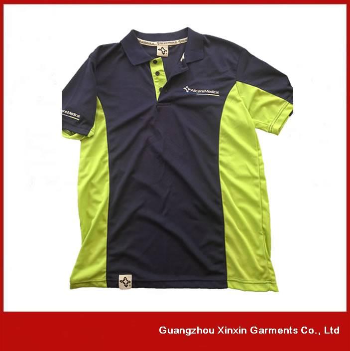 Design 100% Cotton Dri Fit Super Cool Cotton Pique Cloth Customize Men's Tennis polo shirts