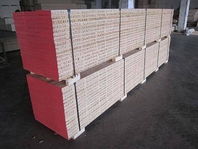 Radiata Pine LVL Scaffold Plank(Board)