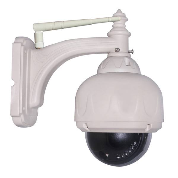 HW0038 HD Pan Tilt wifi waterproof outdoor dome ip camera digital wireless camera