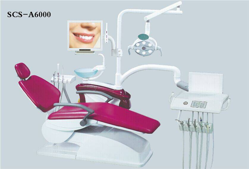 SCS-A6000 dental unit