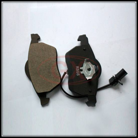 Auto Brake Pads D840 Volkswagen Passat B5 Front Disc brake ceramics Rear Disc brake ceramics