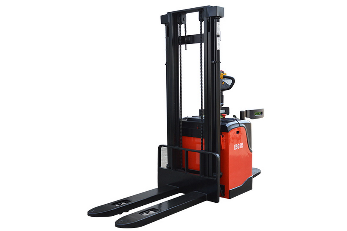1.2T-2.0T electric lift stacker with different height