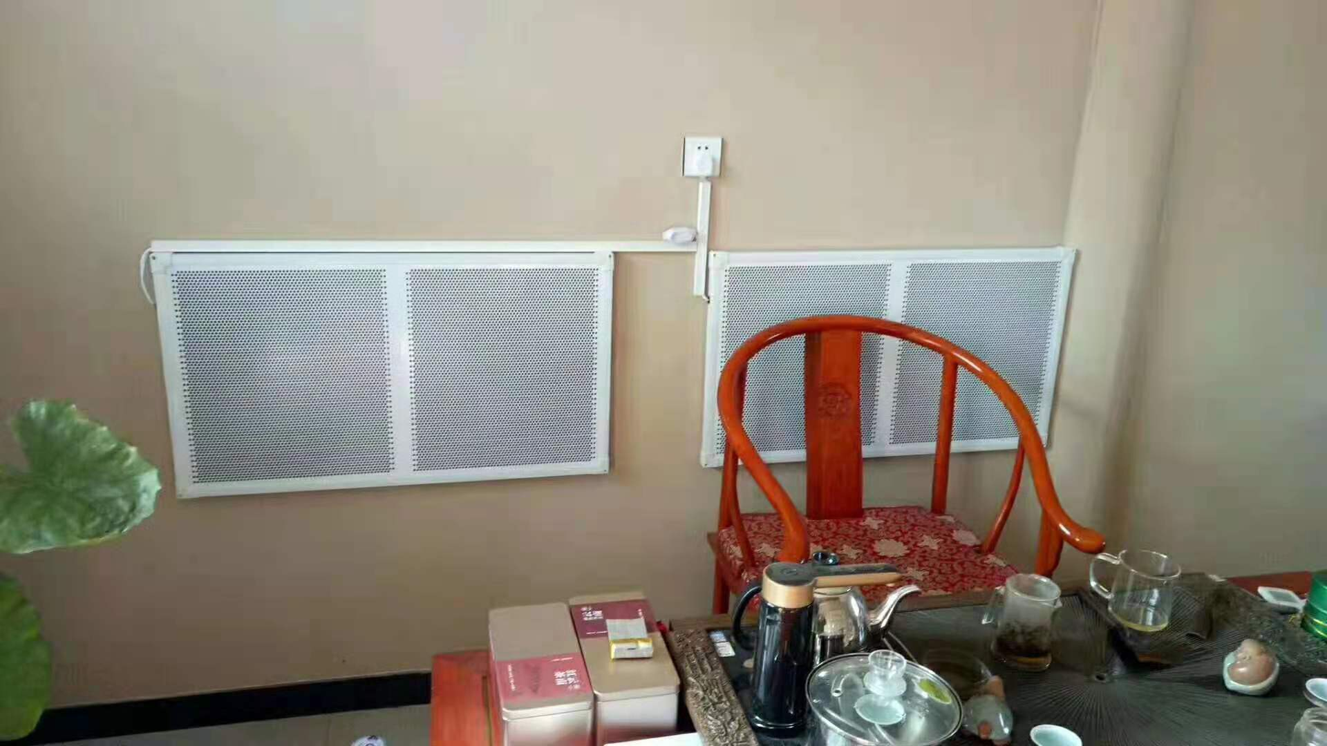 Top Quality Manufacturer Infrared Wall Mounted Electric Heater