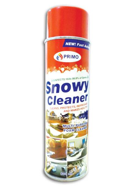 SNOWY CLEANER