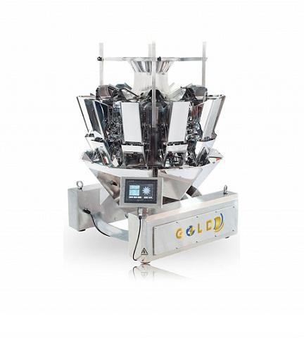 GOLD 1000 - MULTI SCALE VERTICAL PACKAGING MACHINE