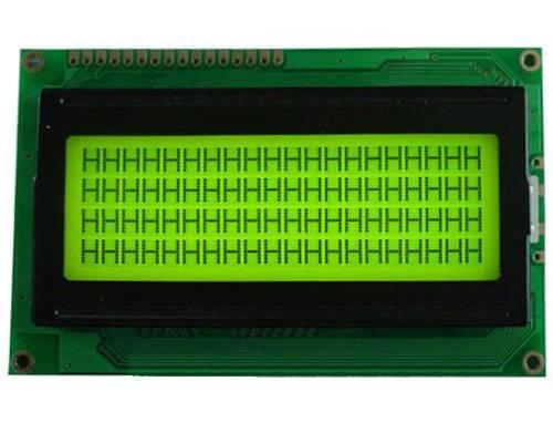 LCD module 204 ATM2004D-FL-YBW