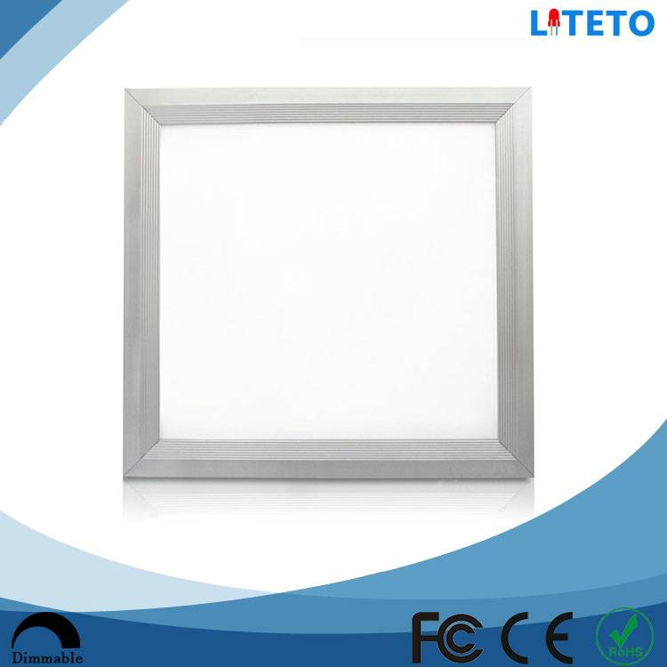 Dimmable 100lm/w 48w 600*600mm LED Panel Light