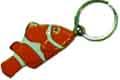 Clownfish Keychains