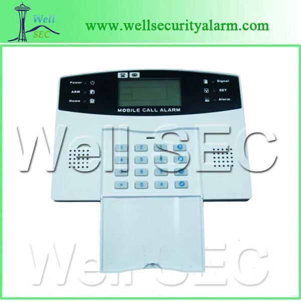 A New GSM Wireless LCD Alarm System,WL1014