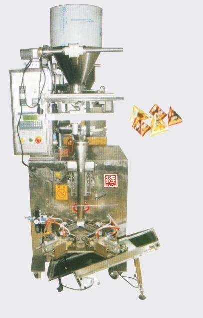 automatic triangle bag packing machine