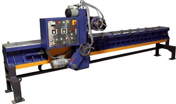 STONE LINE PROFILE & PROLISHING MACHINE