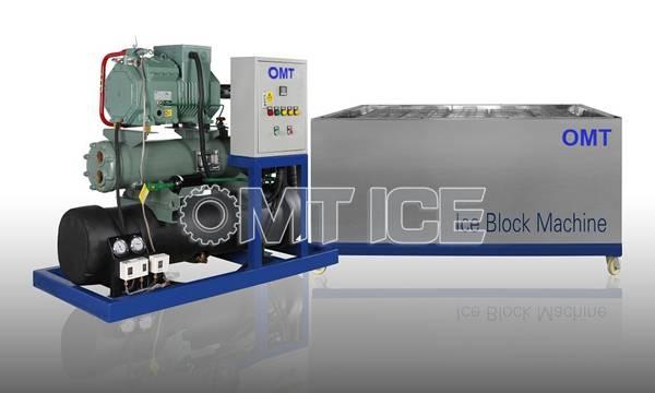 OMT 3ton Ice Block Machine