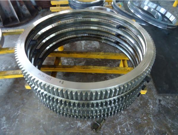 Komatsu, Hitachi, Kobelco, Sumitomo, Doosan, Hyundai, Volvo slewing ring, slewing bearing