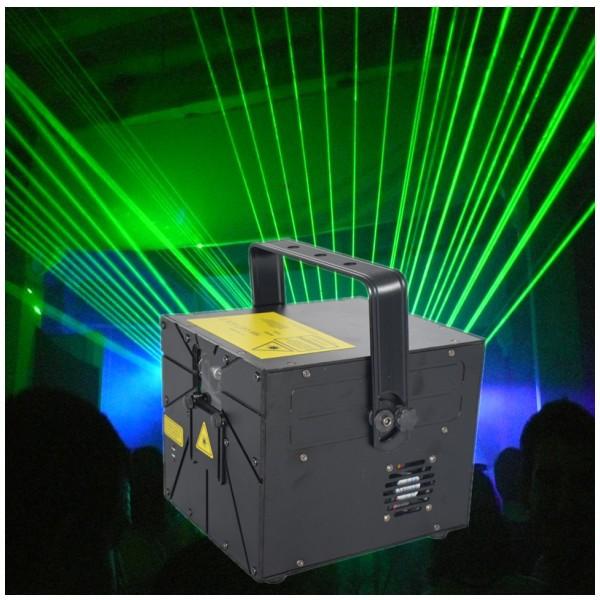 Green 10 W Cartoon High Quality Professional Laser Light