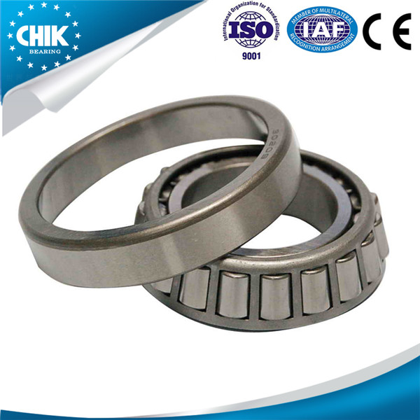 High quality china factory bearing NSK taper roller bearing