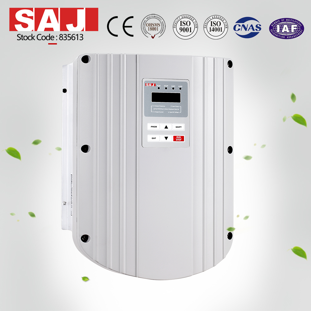 SAJ IP65 Dust Proof and Water Proof Three Phase Solar Water Pump Inverter