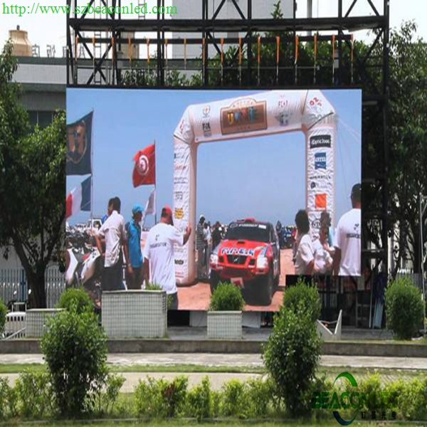 hd p20 outdoor led video screen