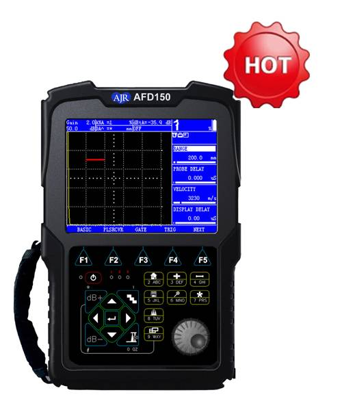 AFD150 Ultrasonic Flaw Detector