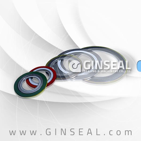 ASME/JIS spiral wound gasket