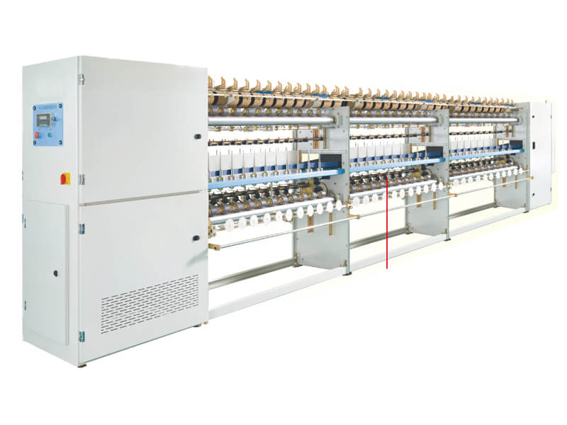 Metallic Yarn Covering Machine YH-190