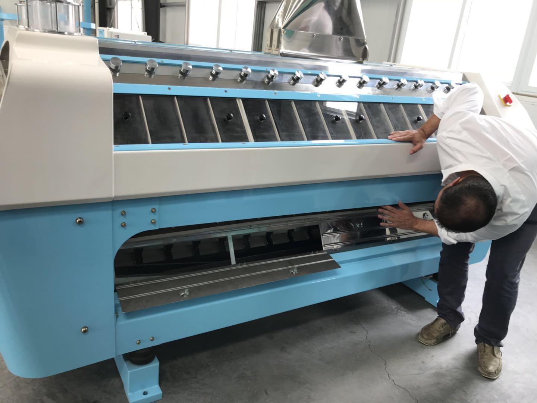 PURIFIER wheat flour mill machine complete line