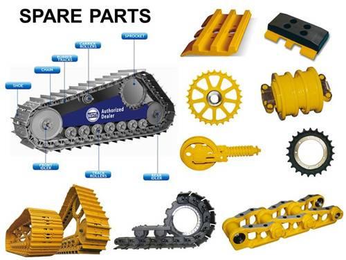 SHANTUI bulldozer spare parts