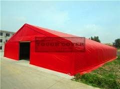 China 25m(82ft) wide Clearspan Tension Fabric Buildings,Structures