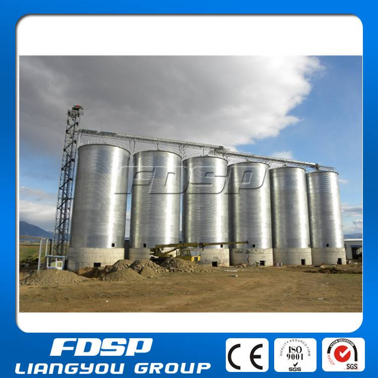 Large Steel Silos With Good Quality