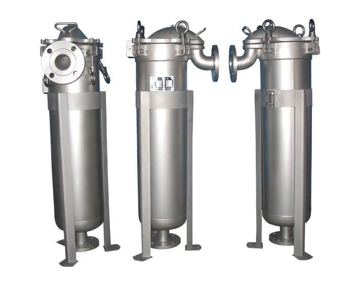 RHDL stainless steel Single turtle cast type bag water filters