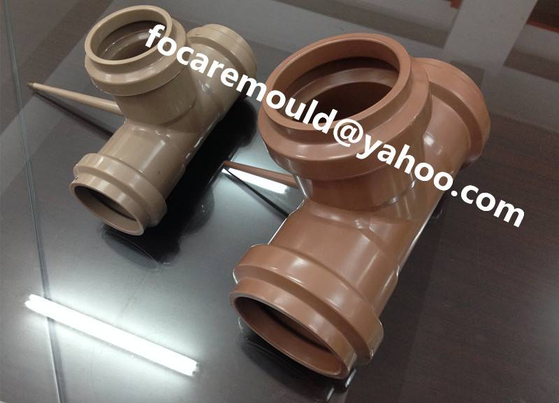 China PVC molds supply