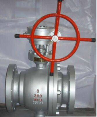 Metal Seated Ball Valve